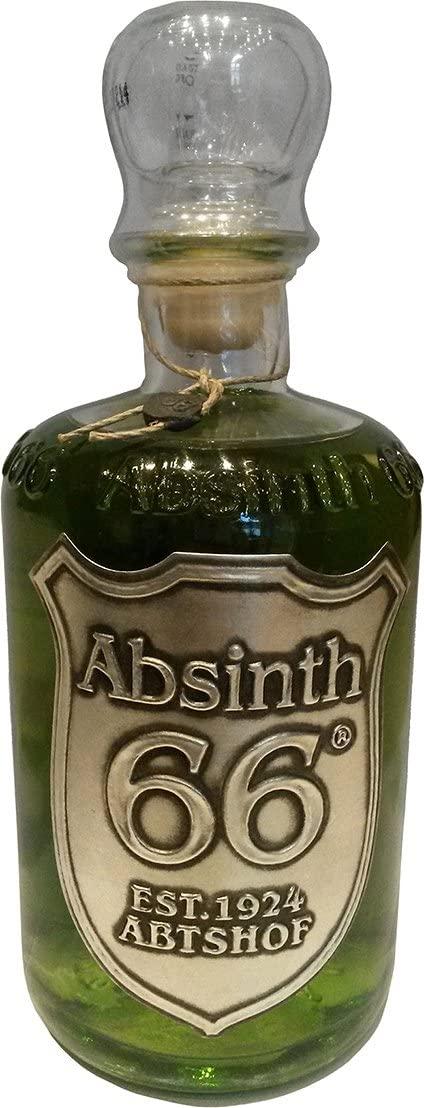 Abtshof Absinth 66 66% vol. 0,5 l