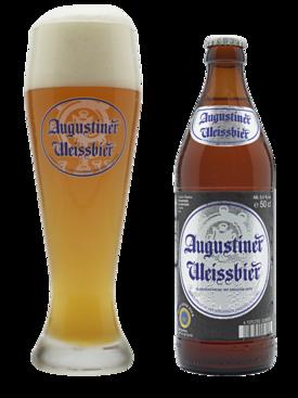 Augustiner Weißbier 20x0,5 l