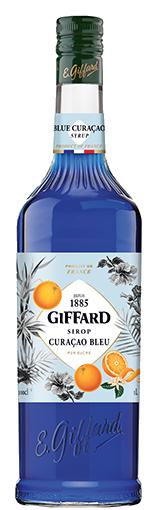 Giffard Blue Curaçao Sirup 1 l