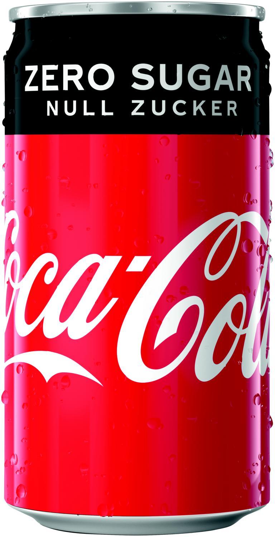 Coca Cola Zero 24x0,25 l