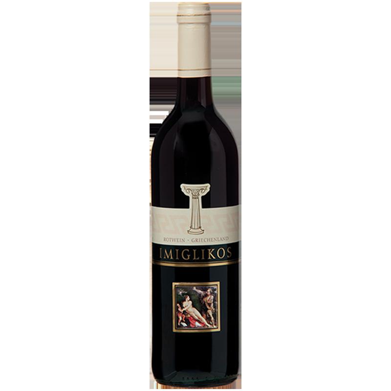 Imiglikos Rotwein lieblich -R- 0,75 l