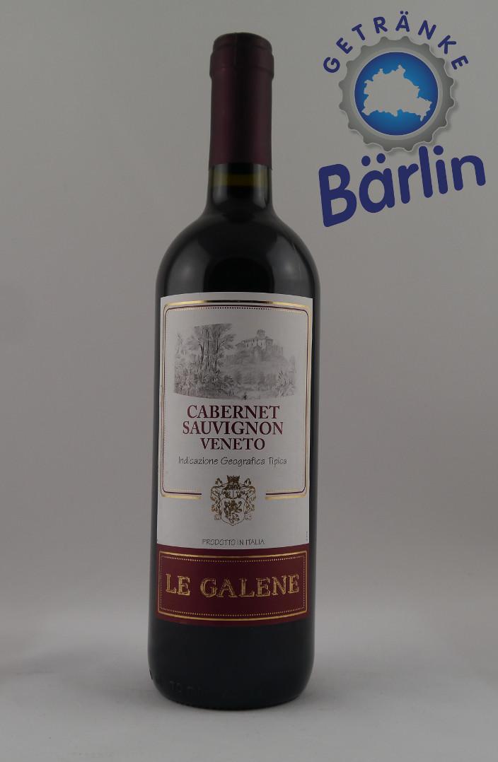 Le Galene Cabernet Sauvignon Veneto -R- trocken 0,75 l