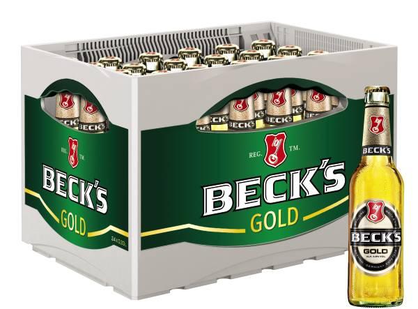 Beck's Gold 24x0,33 l
