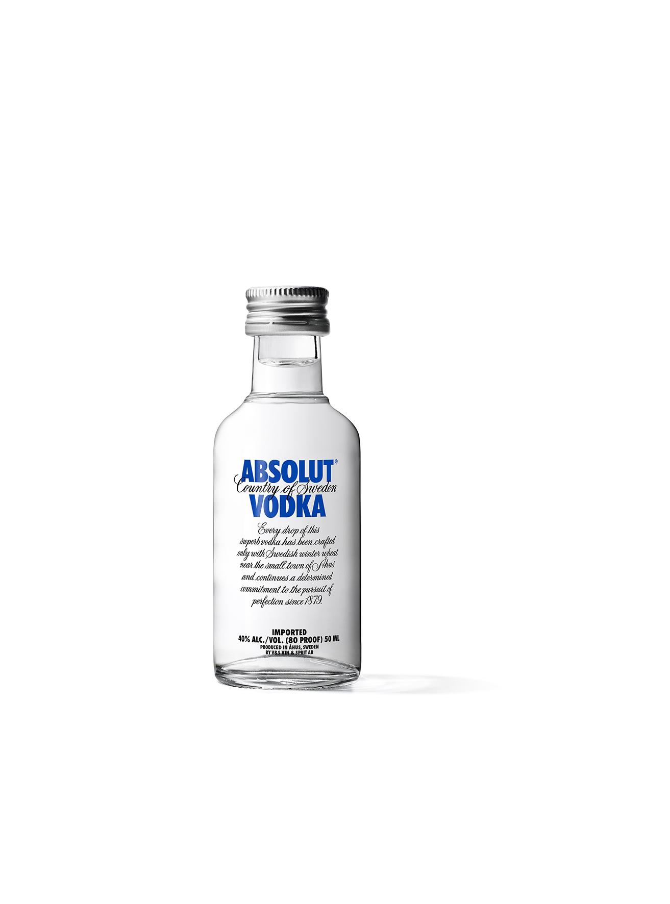 Absolut Vodka 12x0,05 l