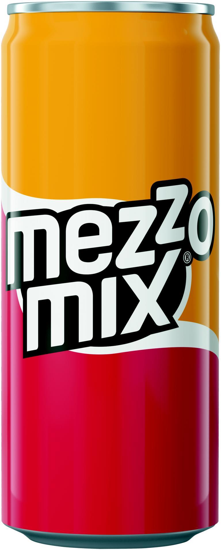 Mezzo Mix 24x0,33 l