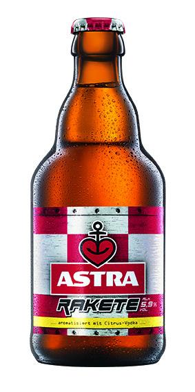 Astra Rakete  27x0,33 l