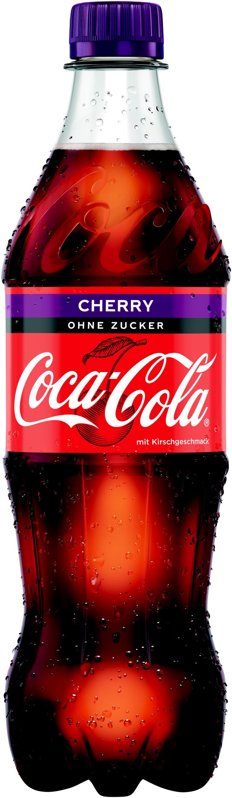 Coca Cola Cherry 12x0,5 l