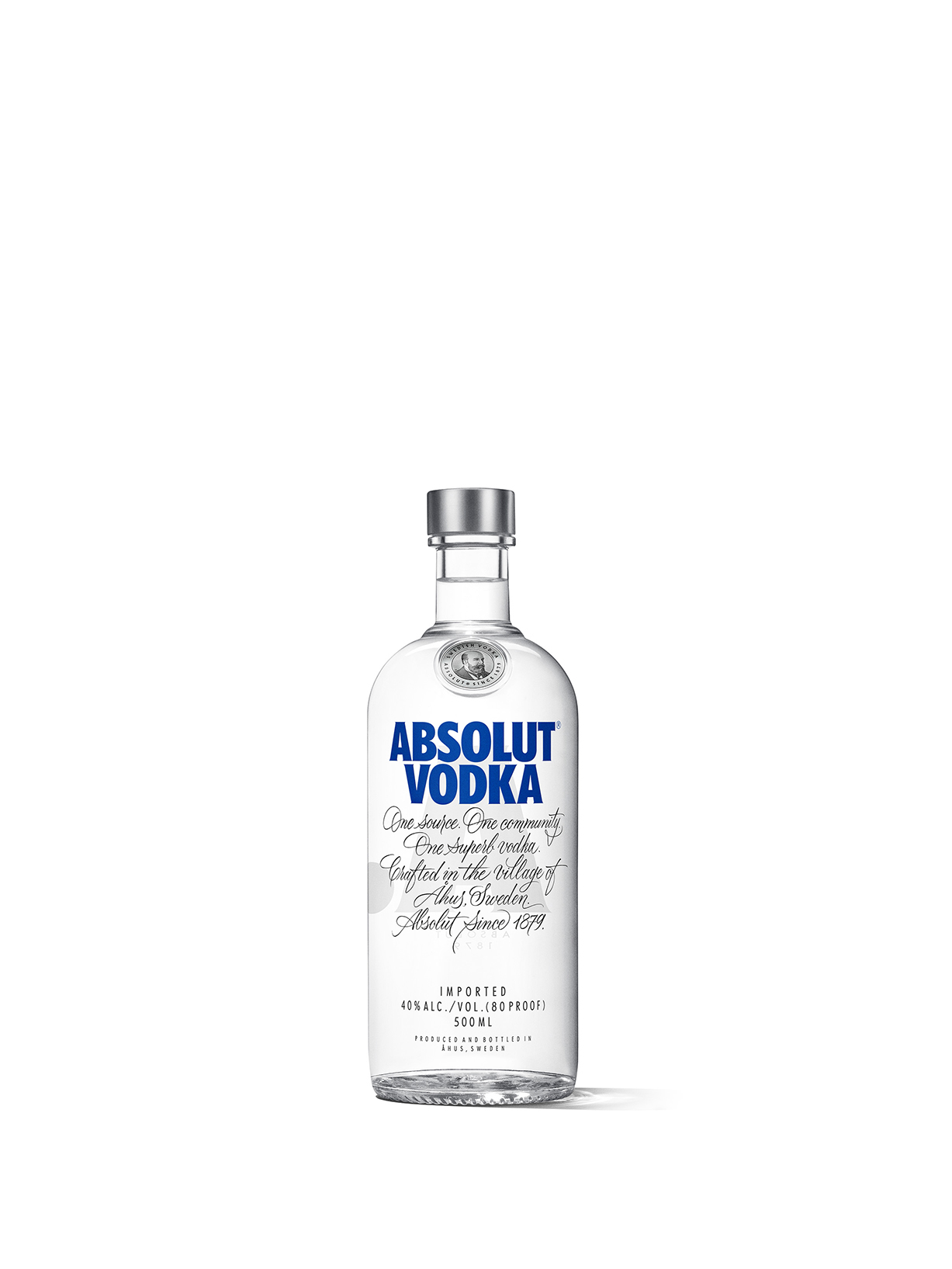 Absolut Vodka 0,5 l