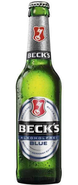 Beck's Blue Alkoholfrei 24x0,33 l