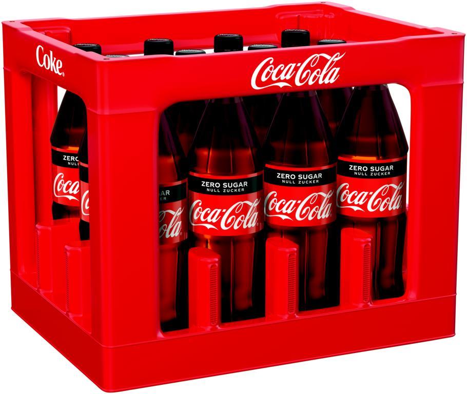 Coca Cola Zero 12x1 l
