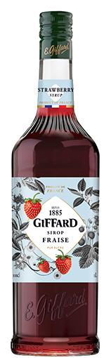 Giffard Erdbeere Sirup 1 l