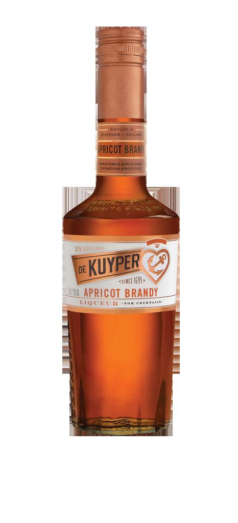 De Kuyper Essentials Apricot Brandy 0,7 l