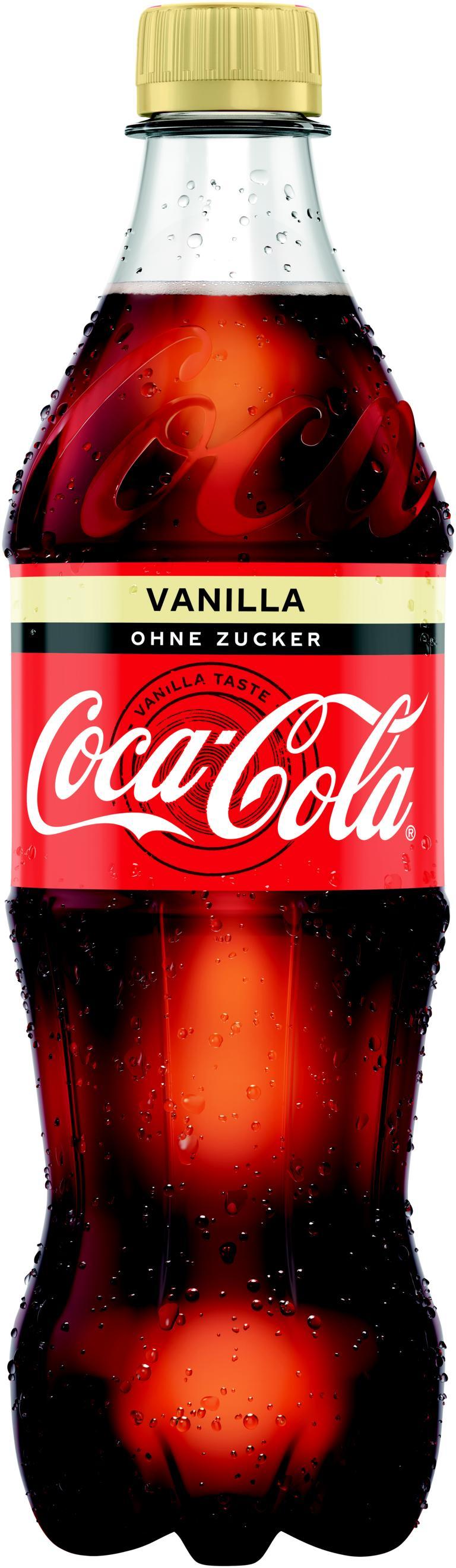 Coca Cola Vanille 12x0,5 l