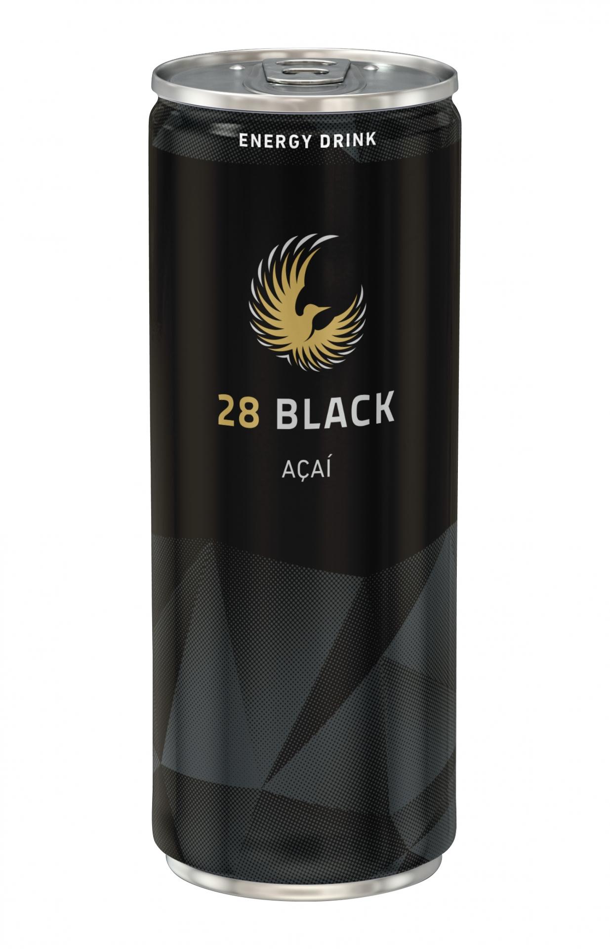 28 BLACK AÇAÍ 24x0,25 l Dose