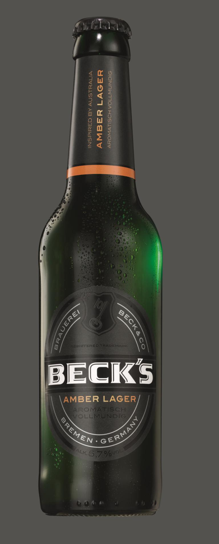 Beck's Amber Lager 4x6x0,33 l