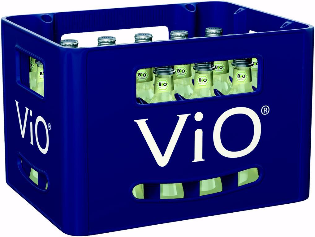 Vio Bio Limo Limette und Gurke 24x0,3 l