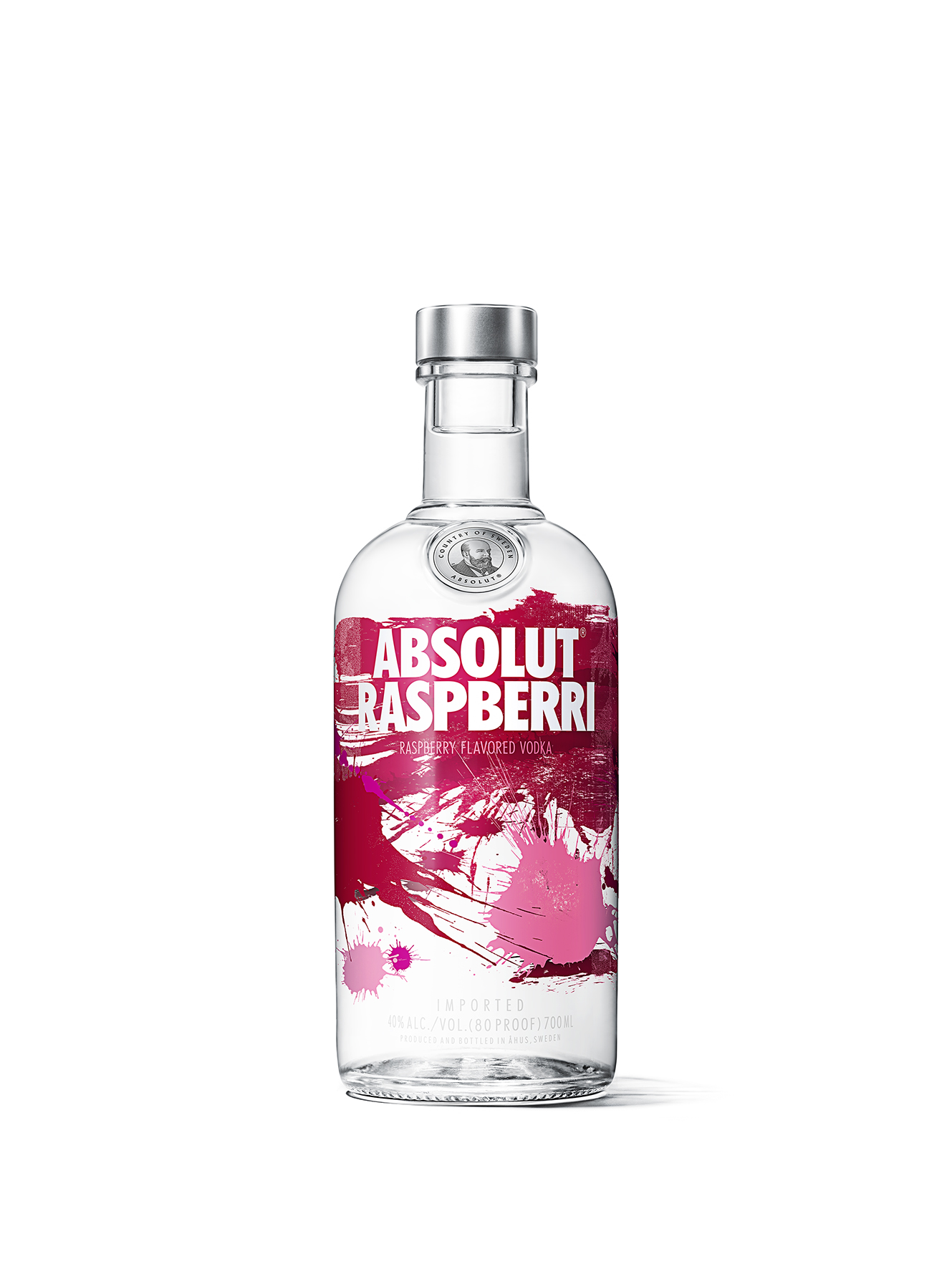 Absolut Rasperry 0,7 l