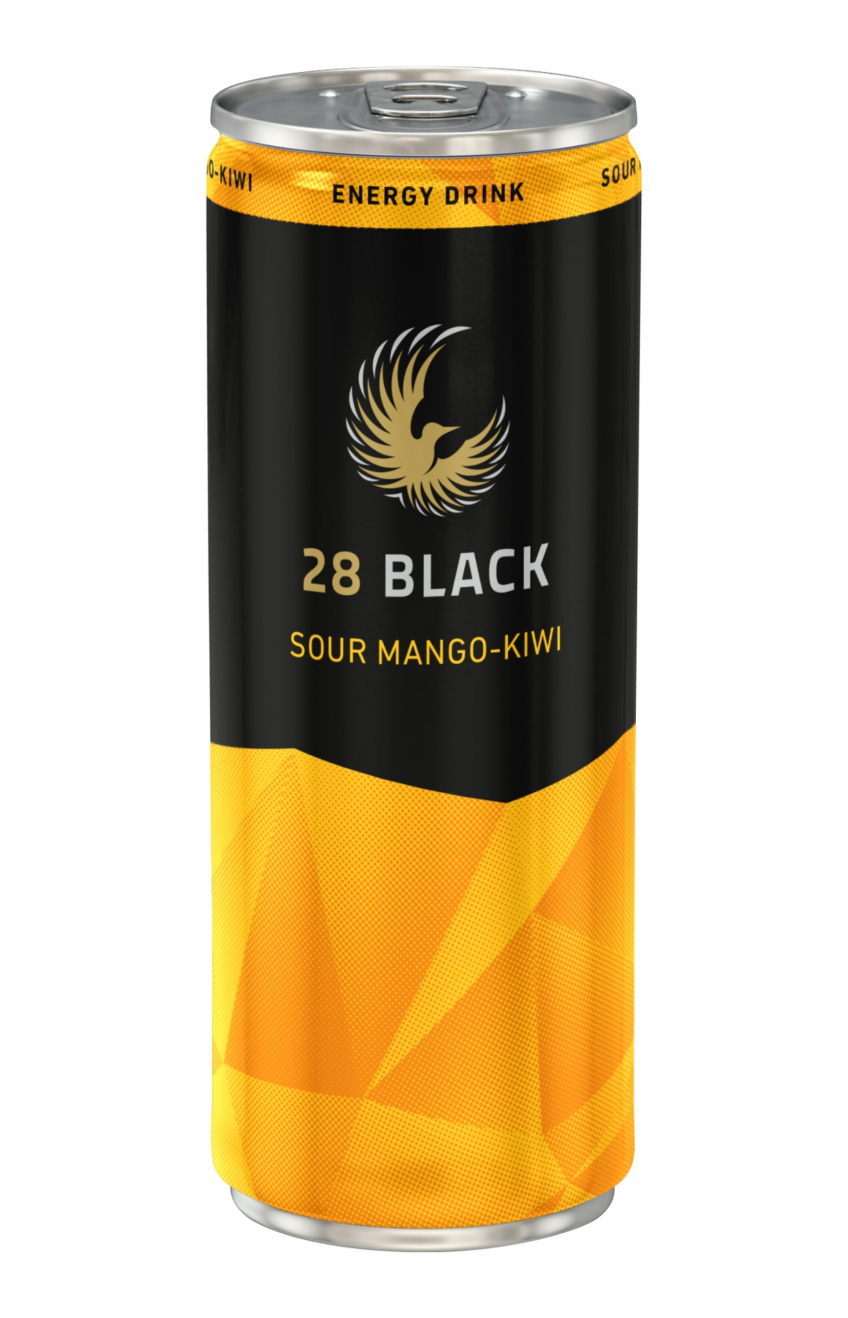 28 BLACK SOUR MANGO-KIWI 24x0,25 l Dose