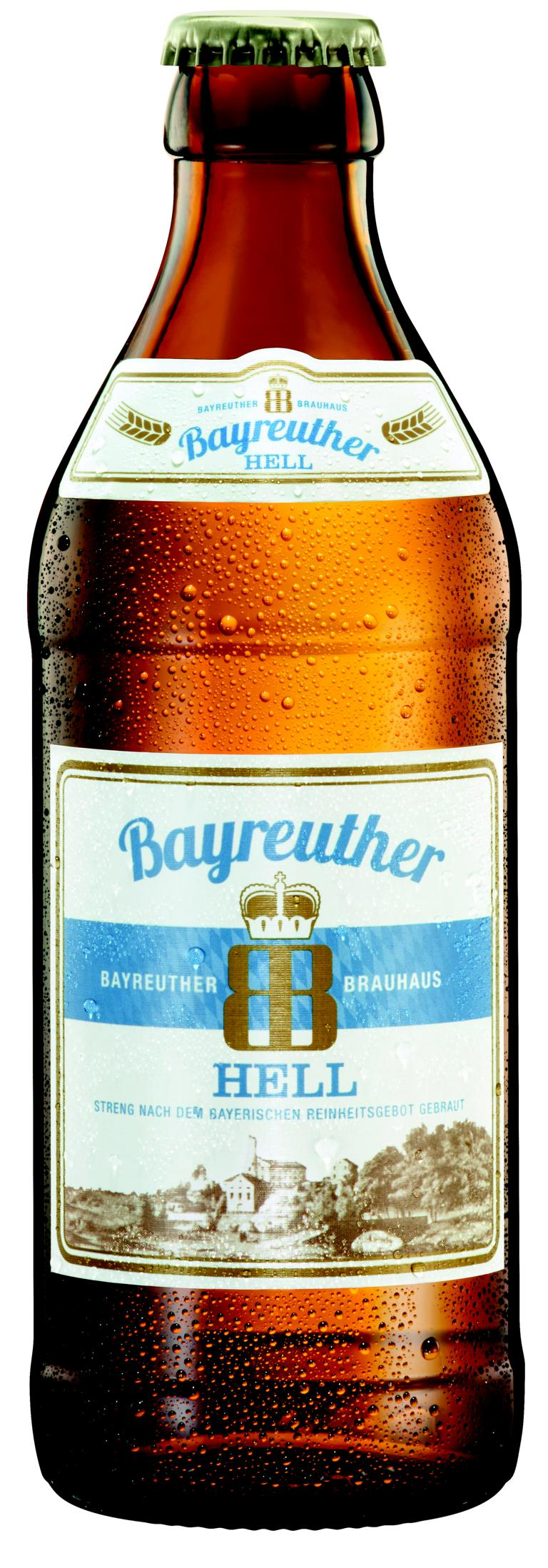 Bayreuther HELL 20x0,33 l