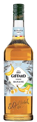 Giffard Banane Sirup 1 l