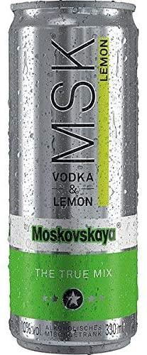 MOSKOVSKAYA & LEMON 10% 12x0,33 DPG