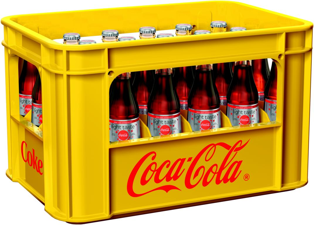 Coca Cola Light 24x0,33 l