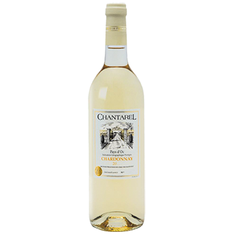 Chantarel Chardonnay trocken -W- 0,75 l