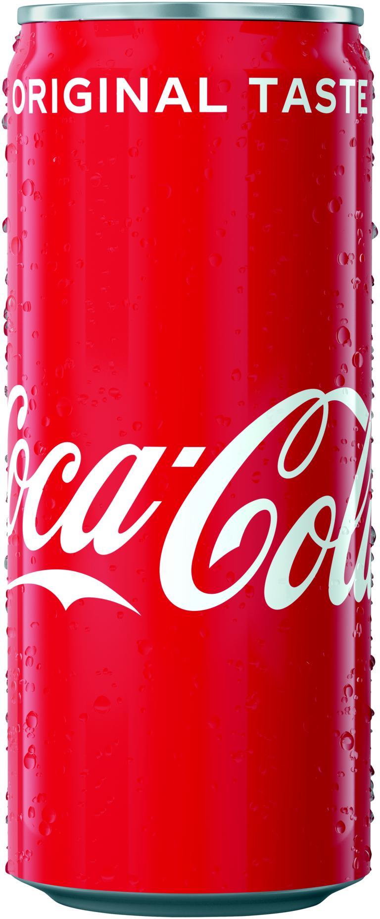 Coca Cola Dose 24x0,33 l