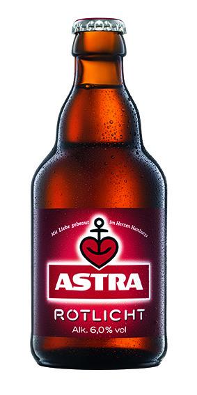 Astra Rotlicht 27x0,33 l
