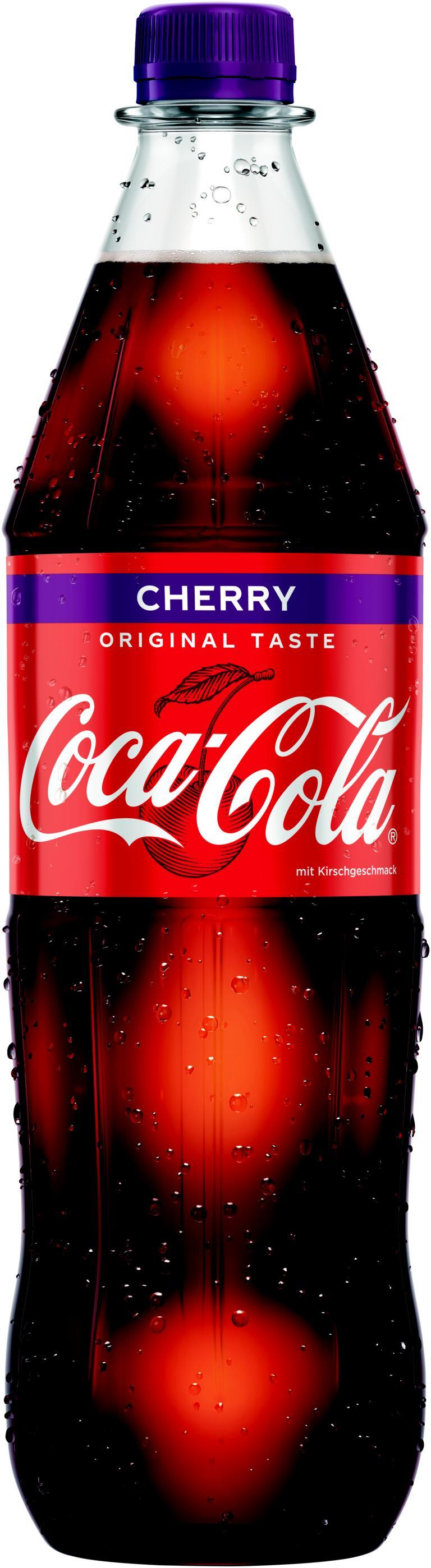 Coca Cola Cherry 12x1 l
