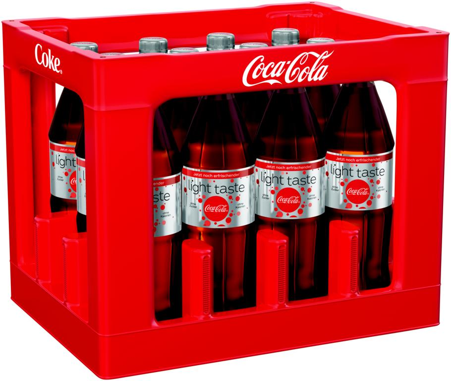 Coca Cola Light 12x1 l